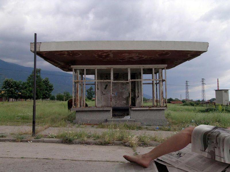 EvaDavidova_Parada_de_Autobus_1_2005